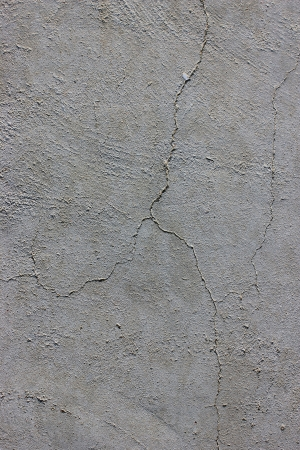 Grunge concrete cement wall with crack in industrial building Stock Photo - 22031353
