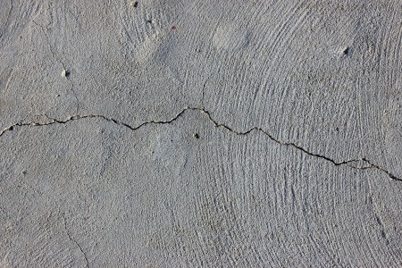 Grunge concrete cement wall with crack in industrial building Stock Photo - 22031361