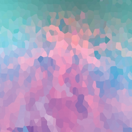 sprawl: colorful illustration with abstract background for your design Illustration