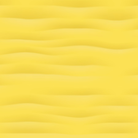 colorful illustration with sand dunes on beach  for your design Vector