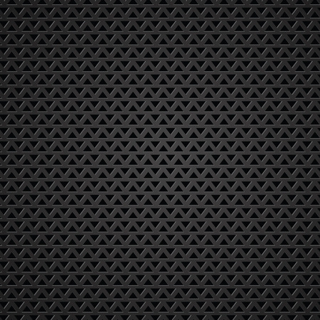 perforated: illustration  with  abstract  perforated texture on dark background