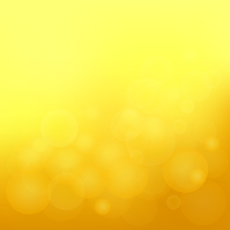 Illustration  with abstract yellow  background. Graphic Design Useful For Your Design. Blurred background texture design on border. Sun background. Illustration