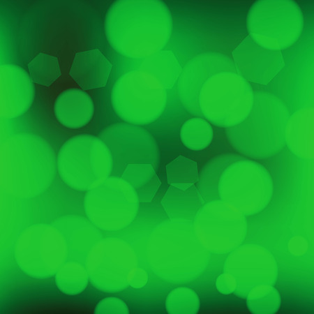 Illustration  with abstract green  background. Graphic Design Useful For Your Design. Blurred background texture design on border. Illustration