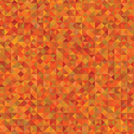 fond abstrait orange: Illustration avec abstrait orange. Conception graphique utile pour votre conception de texture de fond Design.Polygonal � la fronti�re.