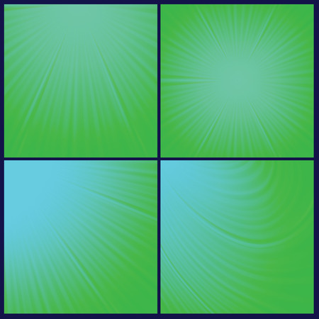 outburst: Illustration  with abstract green  background. Graphic Design Useful For Your Design. Blurred background texture design on border. Stock Photo
