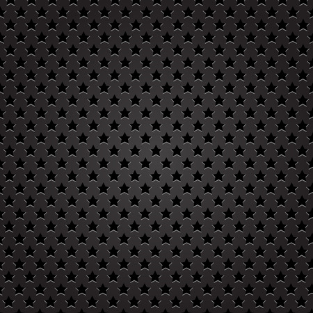 perforated: Metal Perforated Background. Dark Iron Perforated Texture.
