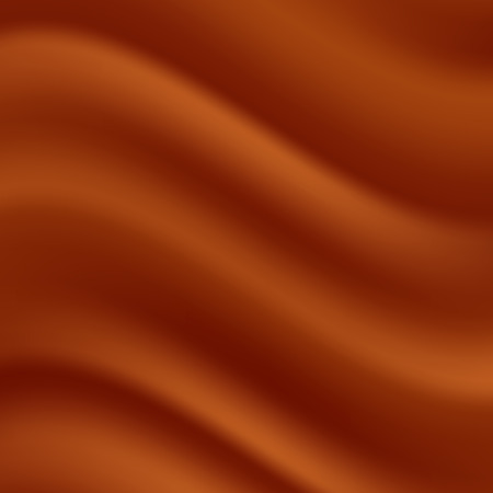 Red Wave Background Abstract Red Satin Texture.