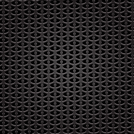 perforated: Metal Perforated Background