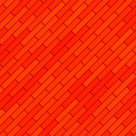 brick background: Sfondo rosso mattone
