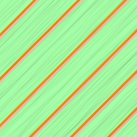 boarded: Green Wood Background. Green Diagonal Plank Pattern. Illustration