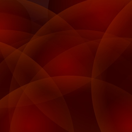 Abstract Background Red Circle Ilustra��o