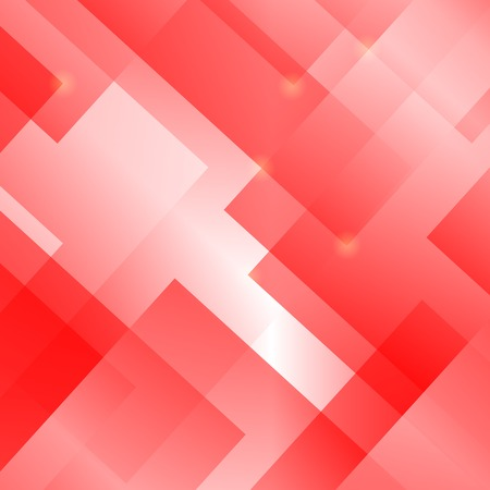 squares background: Abstract Red Squares Background Stock Photo