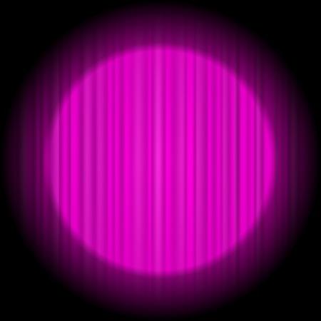 sipario chiuso: Cinema Chiuso Pink Curtain