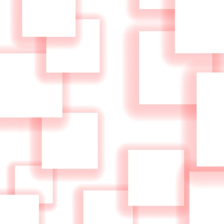 squares background: Pink Paper Squares Background