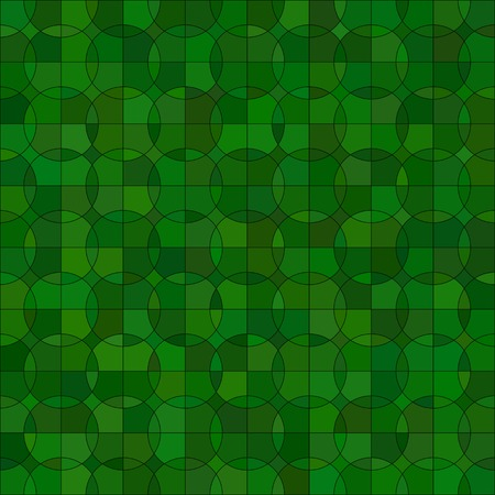 Geometric Abstract Green Background Banco de Imagens