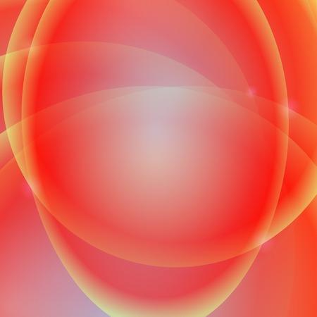 semaforo rosso: Abstract Red Light Background Vettoriali