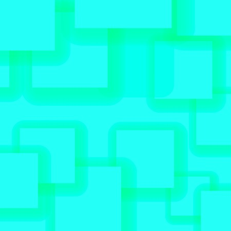 squares background: Set of Abstract Green Squares. Green Squares Background.