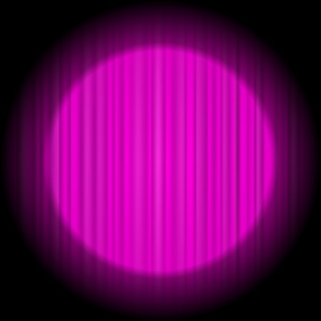 sipario chiuso: Cinema Tenda Rosa chiusa. Pink Pattern tessile. Cinema Stage. Archivio Fotografico