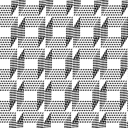 ornamental background: Abstract Geometric Ornamental Background. Abstract Geometric Pattern