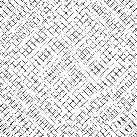 Black Texture on White Background. Grid Pattern.