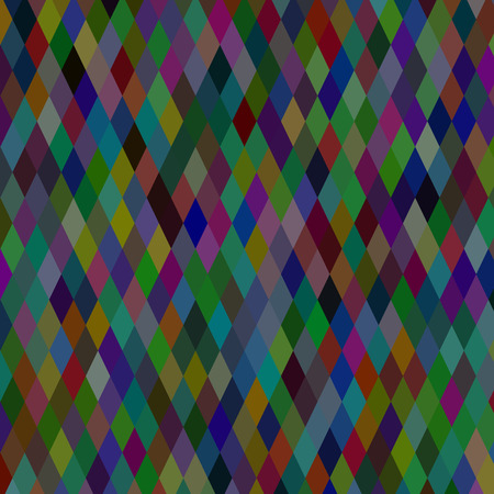 color registration: Abstract Colorful Background. Multicolored Geometric Retro Pattern