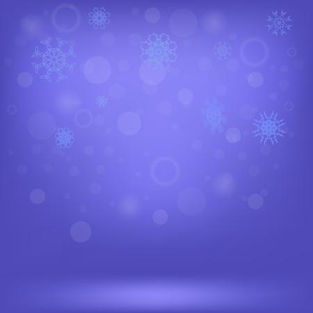 blizzards: Winter Snow Background.  Illustration