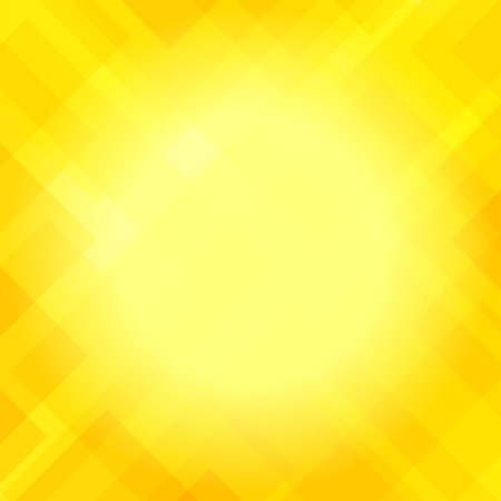 Abstract Elegant Yellow Background. Abstract Yellow Pattern Vettoriali