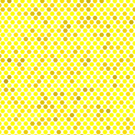 Abstract Elegant Yellow Background. Abstract Yellow Mosaic Pattern