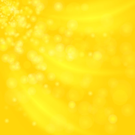 blurred lights: Abstract Light Background. Blurred Lights Yellow Background