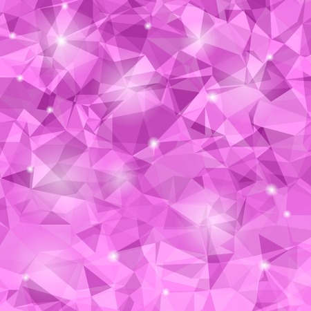 abstract pink: Abstract Pink Polygonal Background. Abstract Polygonal Pattern