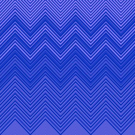 vibrating: Geometric Vibrating Blue Wave Pattern. Stylish Decorative Background with Zigzags