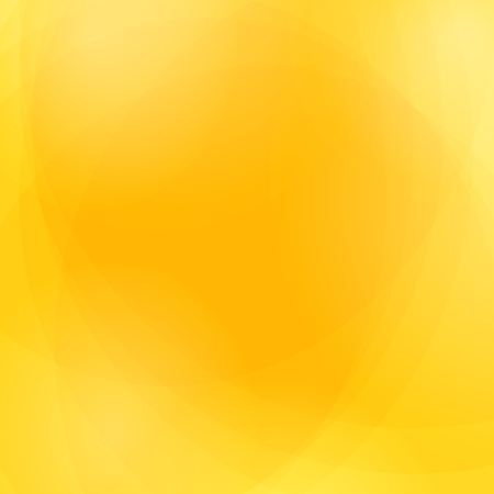 Abstract Yellow Wave Background. Yellow Light Pattern