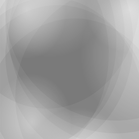 Vector Abstract Grey Wave Background. Grey Light Pattern