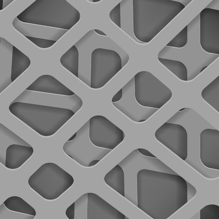grey pattern: Crossed Lines Abstract Grey  Cover Background. Grey Pattern