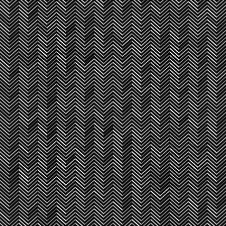 zig: Abstract Zig Zag Pattern. Grey Line Background. Illustration