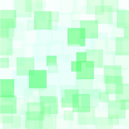 Abstract Green Squares Background. Abstract Green Squares Futuristic Pattern