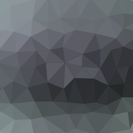 grey: Mosaic Grey Background. Abstract Polygonal Grey Pattern