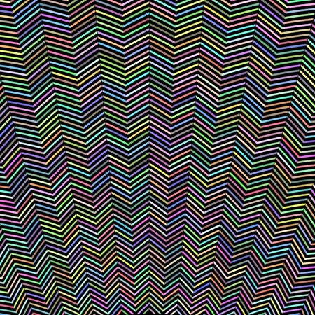 zig: Abstract Zig Zag Pattern. Colorful Line Background.