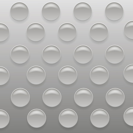 Gray Bubblewrap Achtergrond. Gray Plastic Packing Tape Stock Illustratie
