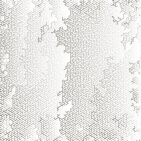 leading the way: Labyrinth on White Background. Kids Maze Pattern Illustration