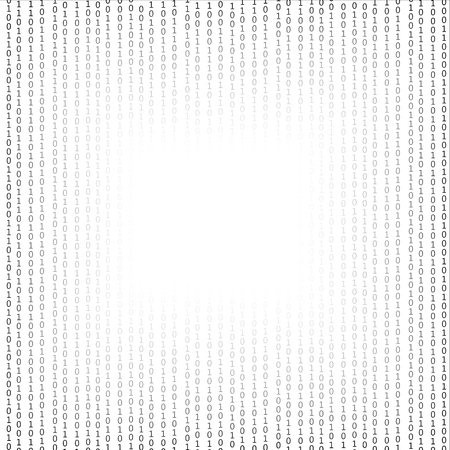 numerical code: Binary Code Background. Concept Binary Code Numbers. Algorithm Binary, Data Code, Decryption and Encoding.
