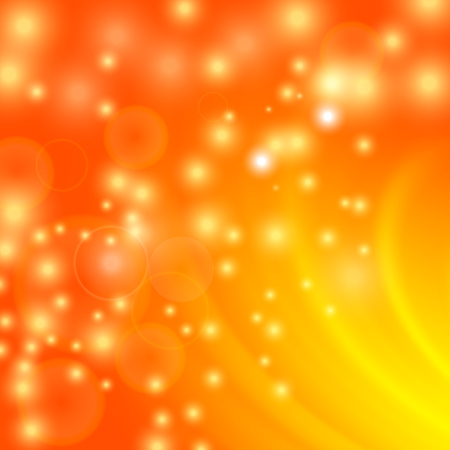 flux: Abstract Light Orange Wave Background. Blurred Orange Pattern.