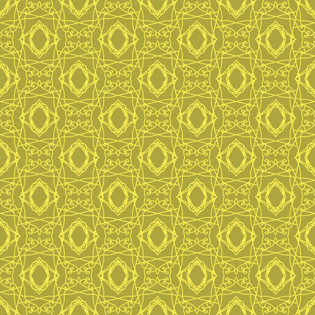 rebirth: Seamless Texture on Brown. Element for Design. Ornamental Backdrop. Pattern Fill. Ornate Floral Decor for Wallpaper. Traditional Decor on Background
