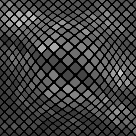 harmonic: Grey Square Pattern. Abstract Grey Square Background