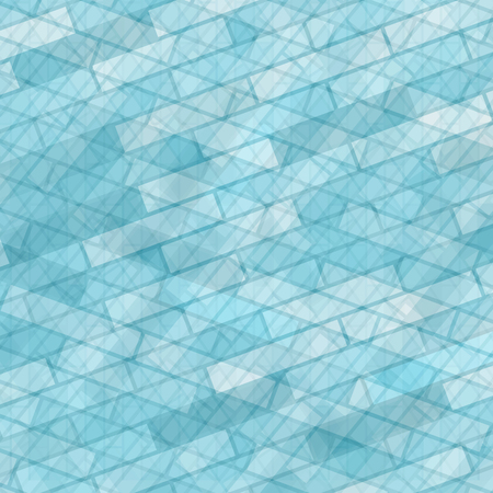 azure: Brick Wall Azure Background. Abstract Stone Pattern Illustration