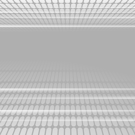 polychromatic: Abstract Grey Technology Background. Pixel Creative Pattern Illustration