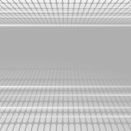 polychromatic: Abstract Grey Technology Background. Pixel Creative Pattern Stock Photo