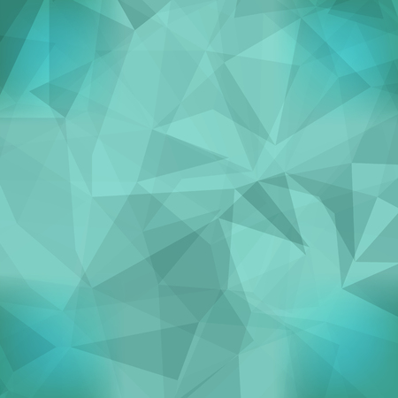 azure: Abstract Azure Pattern. Geometric Azure Futuristic Background