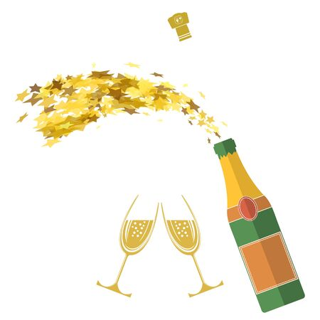 Champagne Bottle Explosion. Happy New Year. Lets Celebrate. Cheers. Champagne Celebration. Alcoholic Fizzy Drink. Congratulations. Merry Christmas.