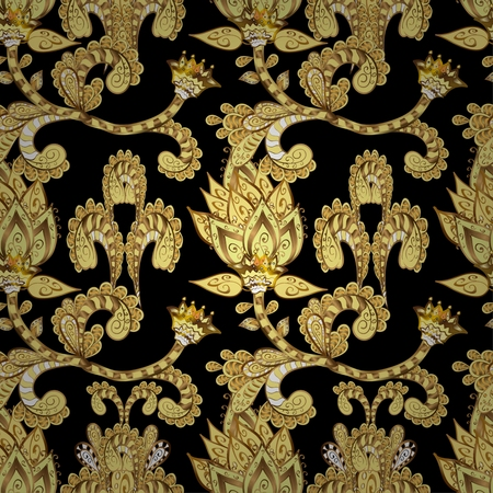 damask: Abstract beautiful background